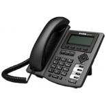 IP-телефон D-Link DPH-150S/F4B, черный