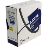 кабель (шнур) 5 Bites UTP 5e 100м PVC (US5505-100A)
