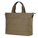 сумка для ноутбука Portcase KCB-73, бежевая