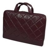 сумка для ноутбука Continent CC-071, бордовая