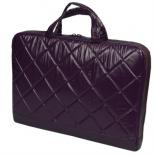 сумка для ноутбука Continent CC-071, фиолетовая