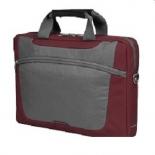 сумка для ноутбука Sumdex PON-308RD, красно-серая