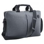 сумка для ноутбука HP Value Atlantis 17.3, серо-черная