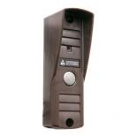домофонная панель вызова Falcon Eye AVP-505, коричневая