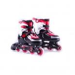 ролики раздвижные Ridex Target M (34-37) красные