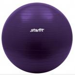 мяч гимнастический Starfit GB-101 (85 см), фиолетовый