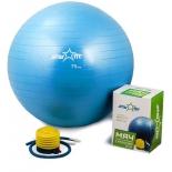 мяч гимнастический Starfit GB-102 (75 см), синий