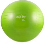 мяч гимнастический Starfit GB-101 (65 см), зеленый