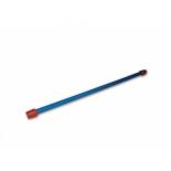 бодибар (5 кг), L1200 мм, синий