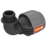 коннектор (для поливочного оборудования) Gardena 02781-20.000.00 (универсальный)