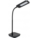 светильник настольный Smartbuy SBL-DL-7-NW-BLACK, черный
