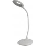 светильник настольный Smartbuy SBL-CR-5-W-WHITE, белый