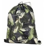 рюкзак спортивный Nosimoe 3115, листья зеленые