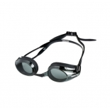 очки плавательные Arena Tracks  black-smoke-black