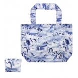 сумка раскладная с упаковкой (пингвины)