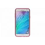 чехол для смартфона Samsung для Galaxy J7 neo araree красный