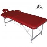стол массажный DFC Nirvana Elegant Luxe, бордовый