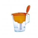 фильтр для воды Кувшин Аквафор АРТ (с В100-5) оранжевый