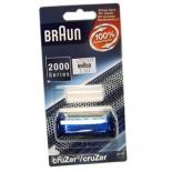 аксессуар для электробритвы Сетка для Braun 2000 calypso blue CruZer 3