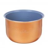 аксессуар для мультиварки Чаша Добрыня DO12  5 л, оранжевая