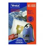 фильтр для пылесоса Комплект пылесборников Vesta BS03S