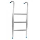спортивный товар Лестница для батута DFC 3ST-L