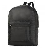 рюкзак городской Nosimoe 009D складной черный