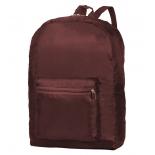 рюкзак городской Nosimoe 009D складной бордо