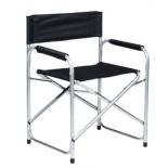 стул складной Р120, черный