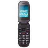 сотовый телефон Digma Linx A200, черный