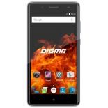 смартфон Digma Vox Fire 4G 1/8Gb, серый
