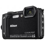 цифровой фотоаппарат Nikon Coolpix W300 BK EU черный