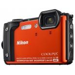 цифровой фотоаппарат Nikon Coolpix W300 OR EU оранжевый