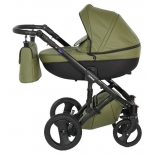 коляска Verdi Mirage Eco Premium (3 в 1) 03, хаки