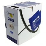 кабель (шнур) 5 Bites UTP 5e 305м PVC (US5505-305A-L-SZH), Красный