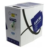 кабель (шнур) 5 Bites UTP 5e 305м PVC (US5505-305A-GR), Зелёный