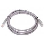 кабель / переходник Telecom UTP 5е (2м), Серый