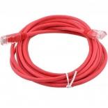 кабель (шнур) Aopen UTP 5е (15м), Красный