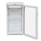 холодильник Саратов 505 (КШ-120), холодильник-витрина, белый