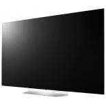телевизор LG 55EG9A7V, серебристо-черный