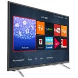телевизор Thomson T43FSM5040, черно-серебристый