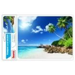 коврик для мышки Buro BU-M10012, рисунок-пляж