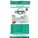 чистящая принадлежность для ноутбука Fellowes Lamirel LA-21617 (салфетки)