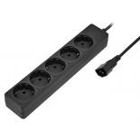 сетевой фильтр Sven Special Base SV-00545, черный