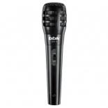 микрофон мультимедийный BBK CM110, черный
