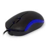 мышка CBR CM 112 синяя
