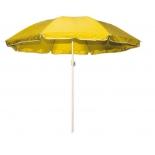 зонт садовый Торг-Хаус, (d 220 см) желтый