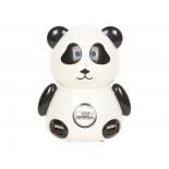 USB-концентратор CBR MF-400 Panda (4 порта)