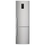 холодильник Electrolux EN3454NOX, серебристый