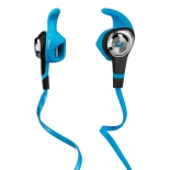 гарнитура для телефона Monster iSport Strive UCT3, голубая